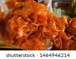 traditional thai dessert in... | Shutterstock . vector #1464946214
