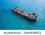 Sapona Shipwreck Of The Bahama...