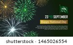 happy national day of kingdom... | Shutterstock .eps vector #1465026554