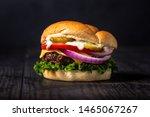 Backyard Cheeseburger With...
