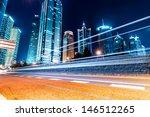 shanghai lujiazui finance and... | Shutterstock . vector #146512265