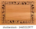 wooden sign isolated on white. | Shutterstock .eps vector #1465212977