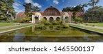 Balboa Park Botanical bldg 12mm pano