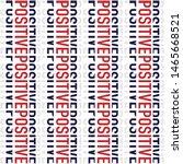 trendy sport mood in wording ... | Shutterstock .eps vector #1465668521