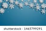 christmas illustration of white ...   Shutterstock .eps vector #1465799291