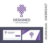 creative business card and logo ...   Shutterstock .eps vector #1465852427