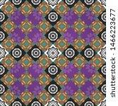 Geometric Abstract Pattern....