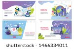 informative flyer inscription...   Shutterstock .eps vector #1466334011