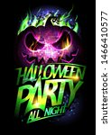 Halloween Party Poster ...
