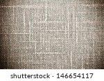 old grunge textile canvas... | Shutterstock . vector #146654117