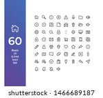 pixel perfect icon set with...