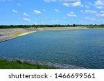 Lake Shelbyville, Illinois lake & dam