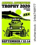motorsport event poster....   Shutterstock .eps vector #1466748977