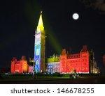 the beautiful illumination of...   Shutterstock . vector #146678255