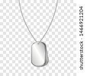 vector identification tags worn ... | Shutterstock .eps vector #1466921204