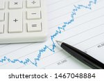 Stock Price Growth Chart With...