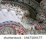 thai stucco in northern thailand   Shutterstock . vector #1467104177