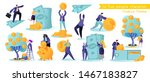 flat   artoon  vector... | Shutterstock .eps vector #1467183827