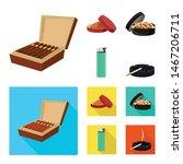 vector illustration of refuse... | Shutterstock .eps vector #1467206711