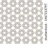 seamless vector pattern in... | Shutterstock .eps vector #1467213797