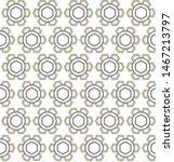 seamless vector pattern in... | Shutterstock .eps vector #1467213797