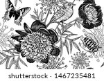 floral pattern for creating... | Shutterstock .eps vector #1467235481