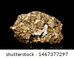Raw Golden Iron Pyrite Mineral...