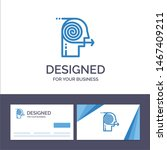 creative business card and logo ... | Shutterstock .eps vector #1467409211