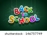 "vector multicolored ""back to... 