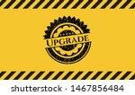 Upgrade Black Grunge Emblem...