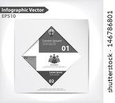 vector design for workflow... | Shutterstock .eps vector #146786801