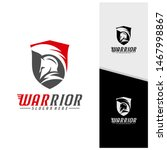 Spartan Warrior Logo Design...