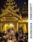 yangon  myanmar   january 5 ...   Shutterstock . vector #1468134077
