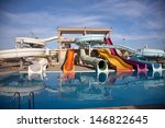 an image of empty attractions... | Shutterstock . vector #146822645