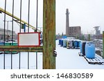 photo of a chemical waste dump... | Shutterstock . vector #146830589