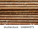 Old  Rusty  Dirty Pipes Are...