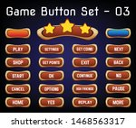 set of buttons for games with...