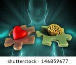 human figure on background ... | Shutterstock . vector #146859677