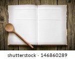 recipe book   Shutterstock . vector #146860289