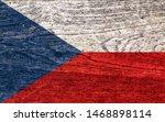 czech republic waving flag... | Shutterstock . vector #1468898114