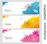 vector illustration of color... | Shutterstock .eps vector #146890931