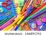 Full Background Of A Colorful...