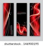 abstract banners. vector... | Shutterstock .eps vector #146900195
