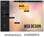 design of the menu for a...   Shutterstock .eps vector #146900951