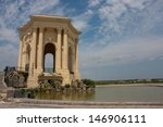 water tower monument in the... | Shutterstock . vector #146906111