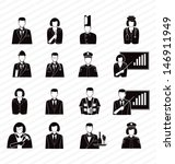 vector illustration of  career... | Shutterstock .eps vector #146911949