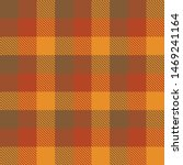 tartan fall seamless pattern... | Shutterstock .eps vector #1469241164