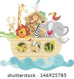 Childish Style Illustration Of...