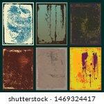huge collection grunge borders... | Shutterstock .eps vector #1469324417