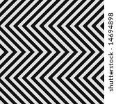 diagonal hazard stripes texture ... | Shutterstock . vector #14694898